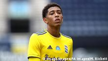 Jude Bellingham | Preston North End vs Birmingham City -