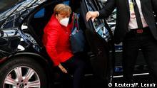 EU-Gipfel Coronavirus | Angela Merkel