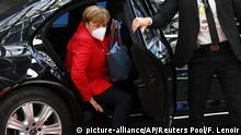 Brüssel Kanzlerin Merkel