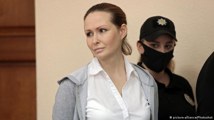Юлія Кузьменко (архівне фото)