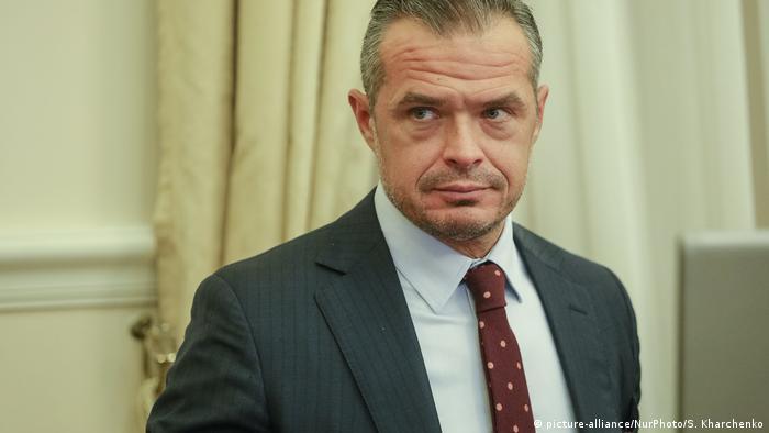 Славомір Новак очолював Укравтодор з 2016 по 2019 рік