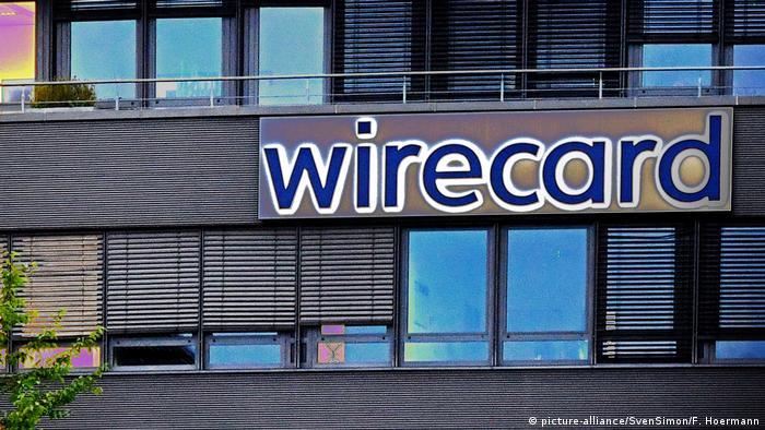 Deutschland Wirecard Symbolbild | Logo (picture-alliance/SvenSimon/F. Hoermann)