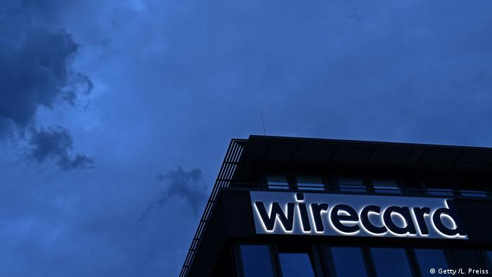 General view of the corporate headquarters of payments processor Wirecard