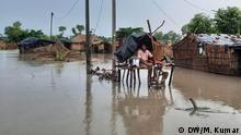 Indien Bihar | Coronavirus | Überschwemmung