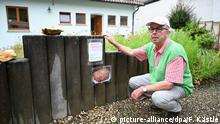 Deutschland Blaubeuren | Steinmeteorit | Hansjörg Bayer