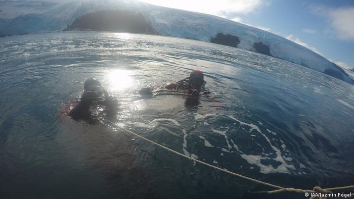 Antarktis Forschungsstation Carlini (IAA/Jazmín Fógel)