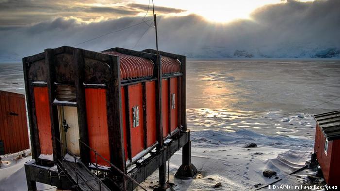 Antarktis Forschungsstation Carlini (DNA/Maximiliano Rodríguez)