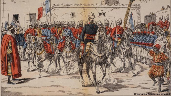 حتى بعد الاستقلال ما يزال النفوذ الفرنسي هو الأقوى في القارة السمراء