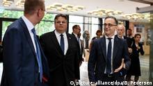 Estland Außenminister Heiko Maas in Tallinn