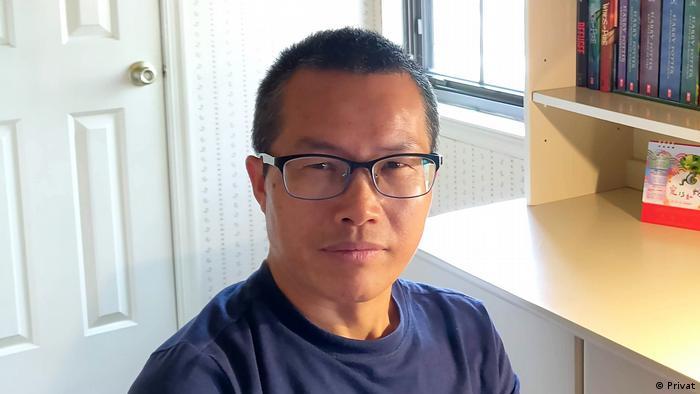 DW Gastkommentator Yuwen Deng