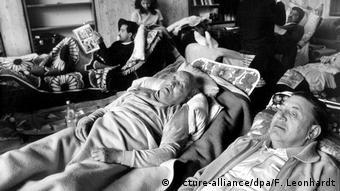 Голодовка в Дахау активистов, требовавших признать убийства цыган нацистами геноцидом, 1980 год