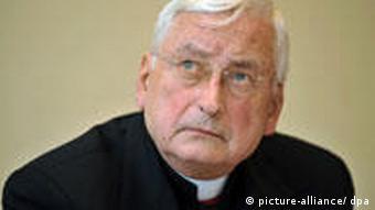 Biskup Walter Mixa