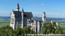DW COVID Travel Diaries | Gordine & Zivkovic | Schloss Neuschwanstein