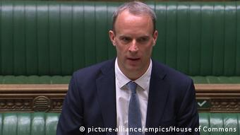 UK Dominic Raab