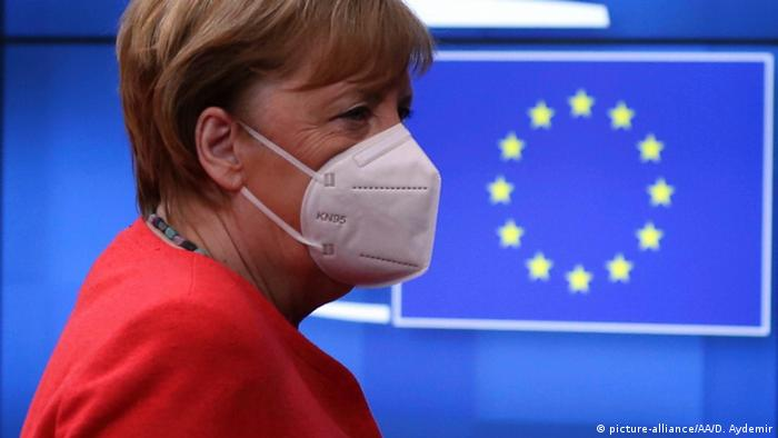 Angela Merkel (picture-alliance/AA/D. Aydemir)