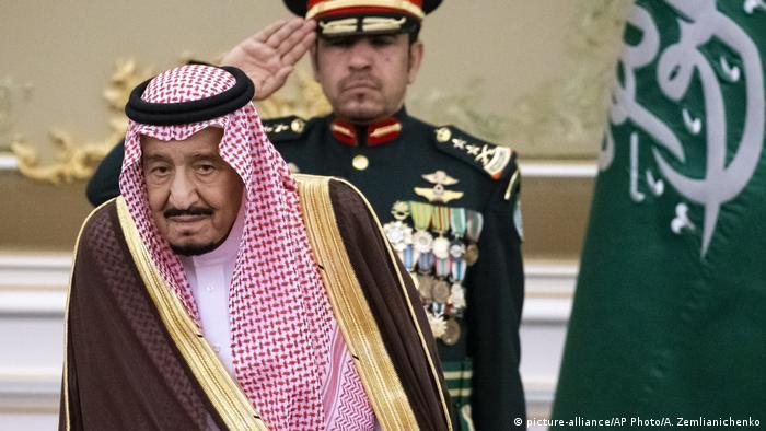 Saudi Arabien König Salman (picture-alliance/AP Photo/A. Zemlianichenko)