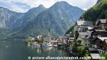 Österreich Hallstatt am Hallstaetter See