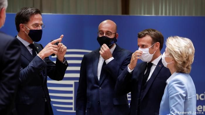 Belgien Abschluss EU-Gipfel (Reuters/S. Lecocq)