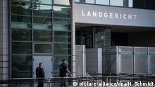 Deutschland Prozess zum Terroranschlag von Halle