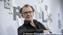 Deutschland Frankfurter Buchmesse 2017 Stephan Porombka
