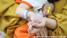 Gaza West-Bank Mutter krankes Kind medizinische Behandlung Ausreiseverbot