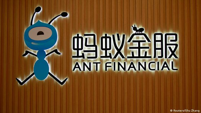 Ant Financial | Hauptquartier der Ant Group in Hangzhou (Reuters/Shu Zhang)