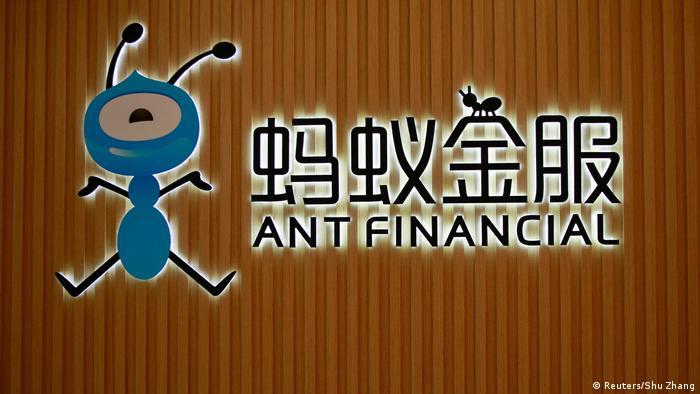 Ant Financial | Hauptquartier der Ant Group in Hangzhou