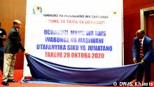 Tanzania Electoral Commission unveils 2020 General Elections date. Tanzanians will elect new president, MPs and local councillors on 28th Ocotber 2020 )
