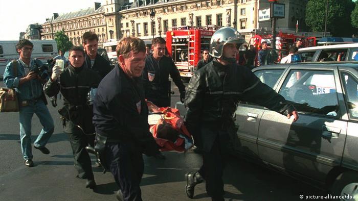 Nakon napada na stanicu metroa Saint-Michel