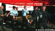 Frankreich Paris | Anschlag | Metrostation Saint-Michel