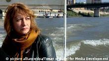 Irak Kulturvermittlerin Hella Mewis in Bagdad entführt