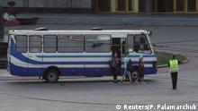 Ukraine I Geiselnahme in Lutsk