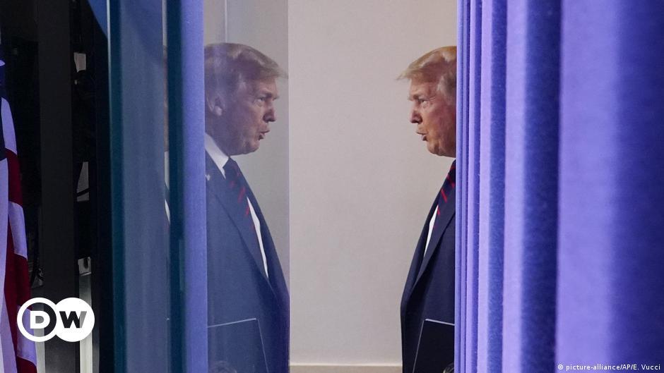 Trump bittet um Gebet für Biden-Regierung