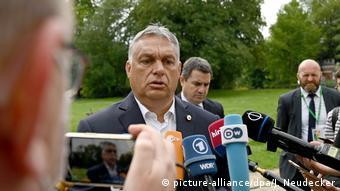 Ο ούγγρος πρωθυπουργός Όρμπαν