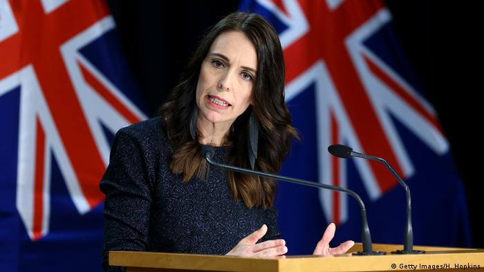 Neuseeland I Entlassung von Minister Iain Lees-Galloway (Getty Images/H. Hopkins)