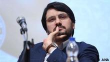 Iran Mehrdad Bazrpash, neuer Chef des Rechnungshofs