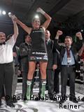 رولا حلبي،  بطلة أوروبية وعالمية