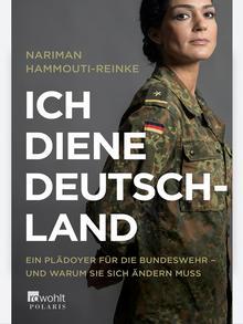 Naslovnica knjige Služim Njemačkoj