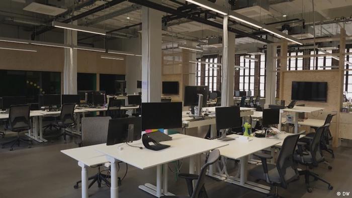 Startups de home office em Berlim