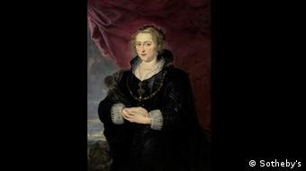 Sotheby's | Rubens Portrait of a Lady