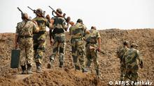 Indien | Rann of Kutch | BSF Grenzpatrouille zu Pakistan