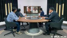 DW Talkshow Khaled Muhiuddin Asks