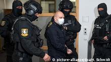 Magdeburg I Prozess zum Terroranschlag von Halle