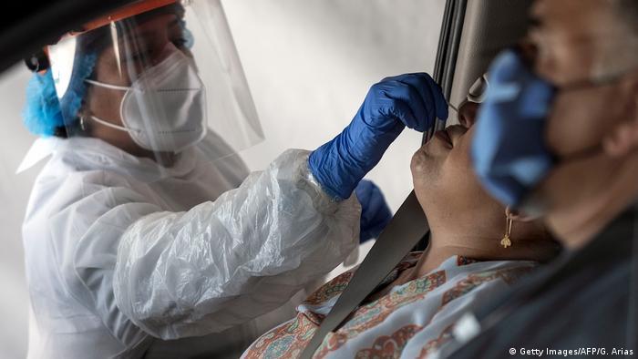 México es el cuarto país con más muertes por COVID-19 en el mundo