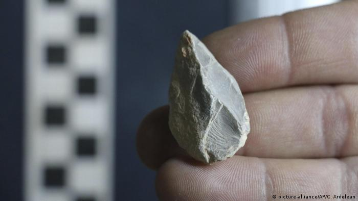 Stone tools found in the cave were dated as early as 26,500 years
