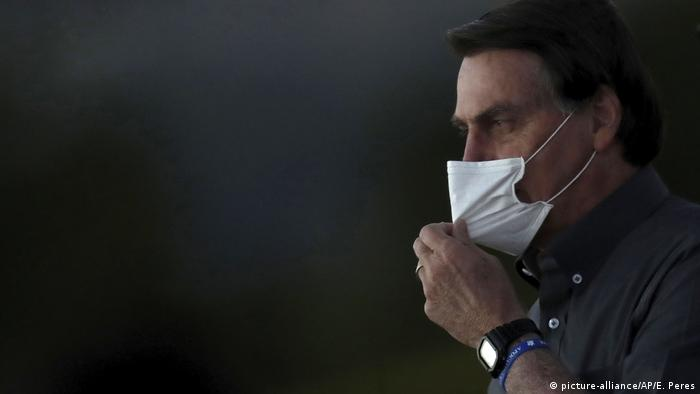 Jair Bolsonaro (picture-alliance/AP/E. Peres)