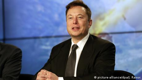 USA Elon Musk