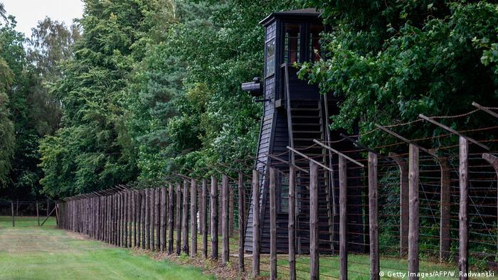 Polen Sztutowo |Gedenkstätte KZ Stutthof (Getty Images/AFP/W. Radwanski)