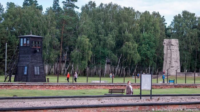 Polen Sztutowo |Gedenkstätte KZ Stutthof