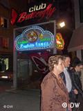 Pamje nga një kazino në Tiranë